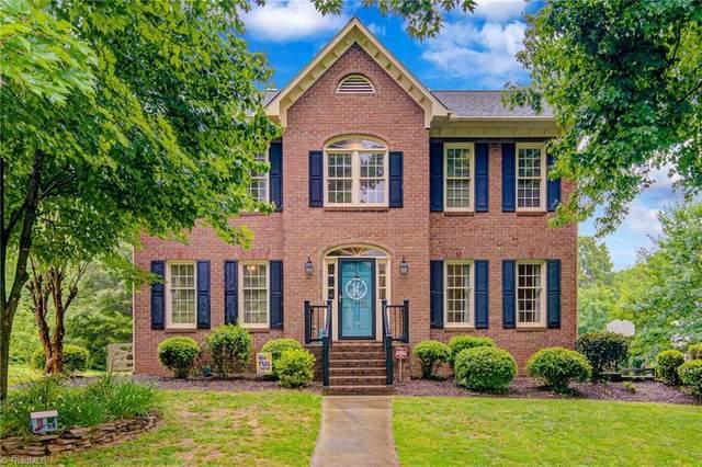 4105 Hawksmoore Road, Winston Salem, NC 27106 (MLS #981260) :: Berkshire Hathaway HomeServices Carolinas Realty