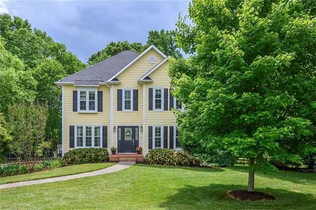 5616 Saddlebrook Drive, Lewisville, NC 27023 (MLS #981265) :: Ward & Ward Properties, LLC