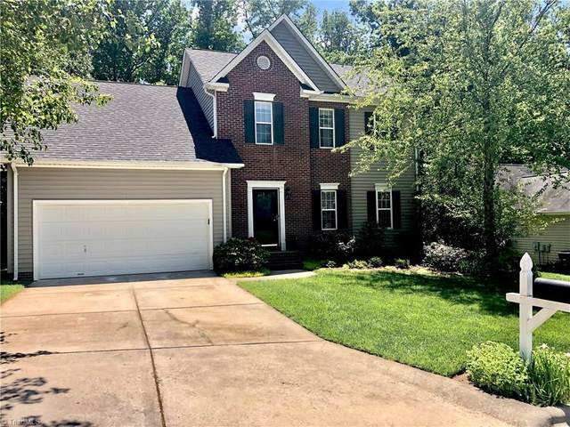4803 Silver Creek Drive, Greensboro, NC 27410 (MLS #981280) :: Berkshire Hathaway HomeServices Carolinas Realty