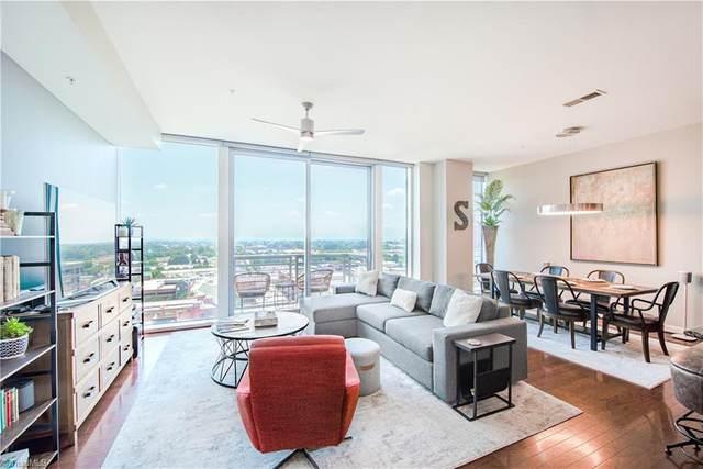 201 Elm Street #1107, Greensboro, NC 27401 (MLS #981292) :: Berkshire Hathaway HomeServices Carolinas Realty