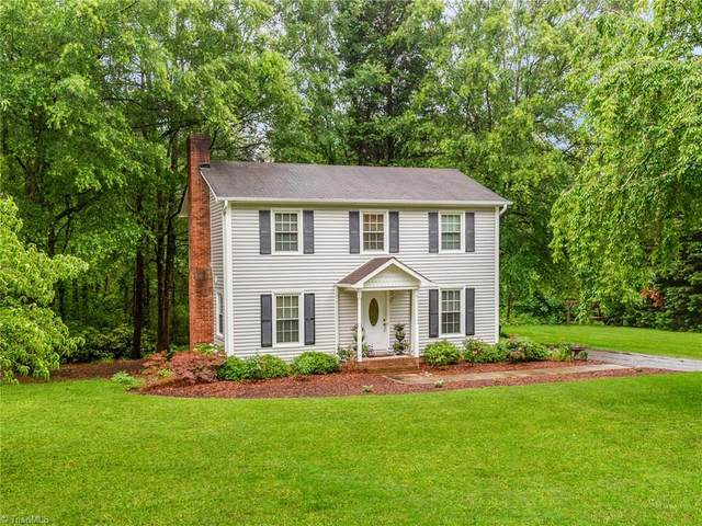 2925 Millwheel Road, Pfafftown, NC 27040 (MLS #981325) :: Ward & Ward Properties, LLC