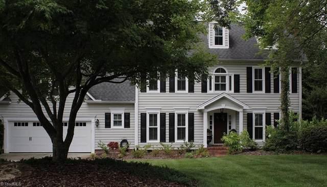 5319 Highstream Court, Greensboro, NC 27407 (MLS #981355) :: Berkshire Hathaway HomeServices Carolinas Realty