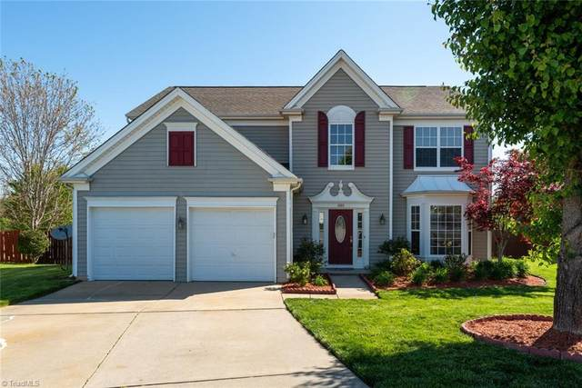 1480 Cantwell Court, High Point, NC 27265 (MLS #981418) :: Berkshire Hathaway HomeServices Carolinas Realty