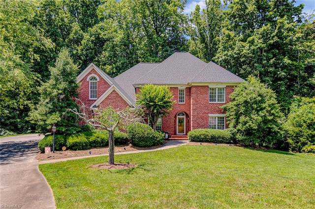 2513 Deer Rack Circle, Kernersville, NC 27284 (MLS #981430) :: Ward & Ward Properties, LLC