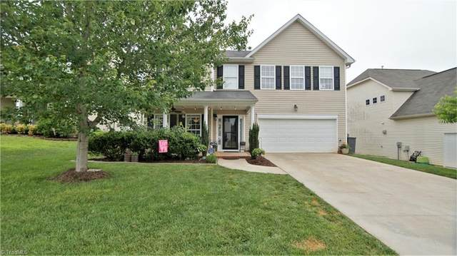 192 Creeks Edge Court, Clemmons, NC 27012 (MLS #981501) :: Berkshire Hathaway HomeServices Carolinas Realty