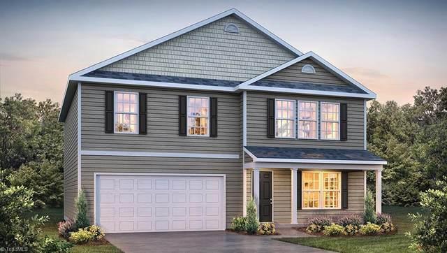 4912 Black Forest Drive #147, Greensboro, NC 27405 (MLS #981504) :: Ward & Ward Properties, LLC