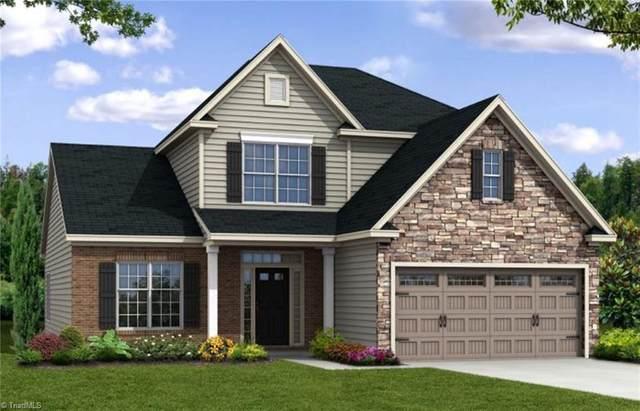 3812 Rutherford Court #11, Winston Salem, NC 27106 (MLS #981545) :: Ward & Ward Properties, LLC