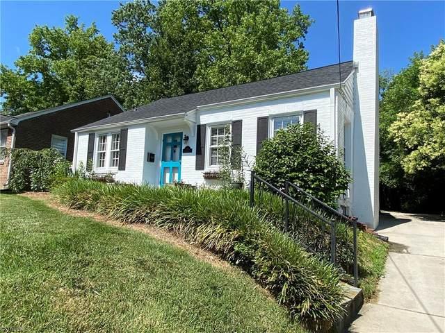 128 Northridge Street, Greensboro, NC 27403 (MLS #981552) :: Berkshire Hathaway HomeServices Carolinas Realty