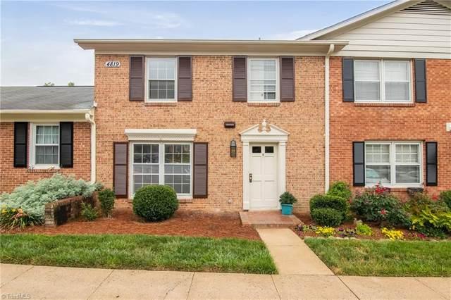4819 Tower Road B, Greensboro, NC 27410 (MLS #981559) :: Ward & Ward Properties, LLC