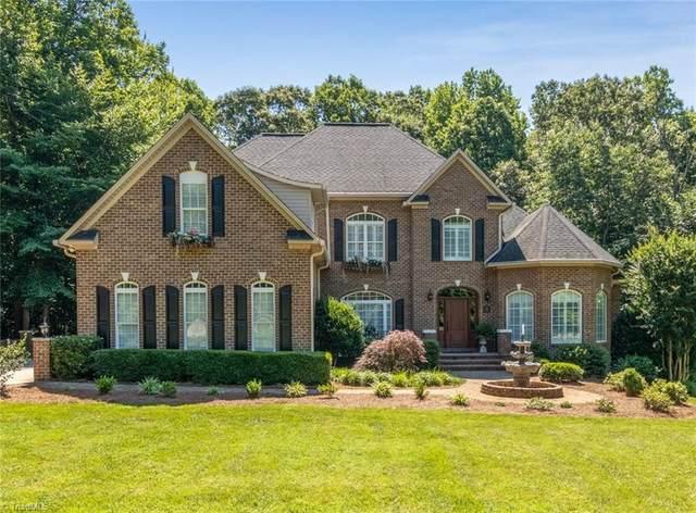 295 Old March Road, Advance, NC 27006 (MLS #981562) :: Ward & Ward Properties, LLC
