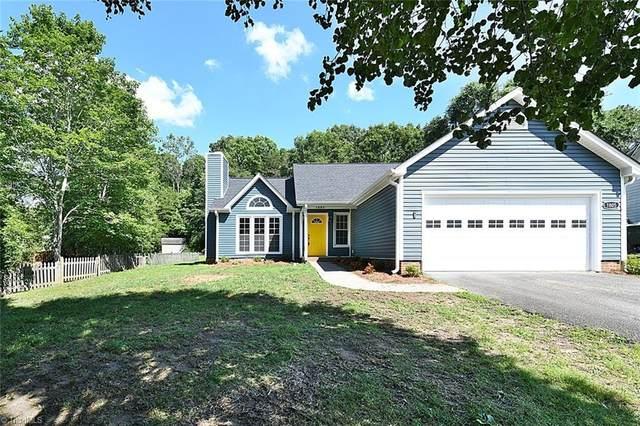 1805 Larkhill Court, Kernersville, NC 27284 (MLS #981572) :: Ward & Ward Properties, LLC