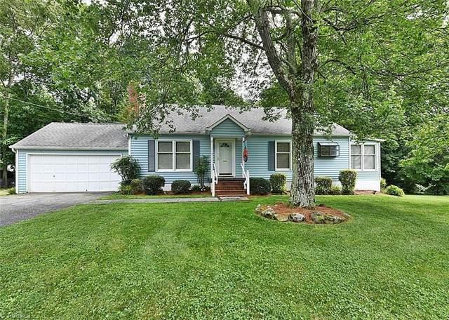 312 Coravan Lane, Winston Salem, NC 27106 (MLS #981602) :: Ward & Ward Properties, LLC