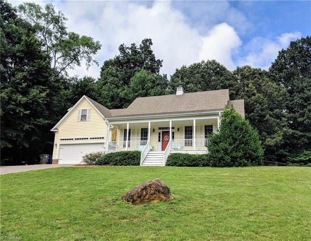 2681 Glen Forest Drive, Winston Salem, NC 27103 (MLS #981612) :: Berkshire Hathaway HomeServices Carolinas Realty