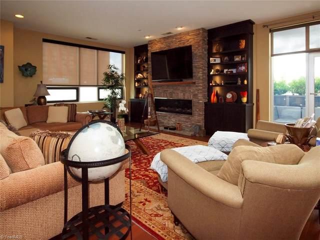 530 N Trade Street Suite 401, Winston Salem, NC 27101 (MLS #981613) :: Berkshire Hathaway HomeServices Carolinas Realty