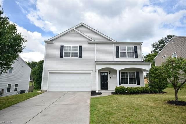 2050 Craver Meadows Drive, Winston Salem, NC 27127 (MLS #981630) :: Berkshire Hathaway HomeServices Carolinas Realty
