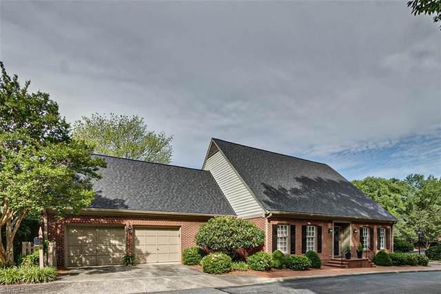 4 Charleston Square, Greensboro, NC 27408 (MLS #981643) :: Berkshire Hathaway HomeServices Carolinas Realty