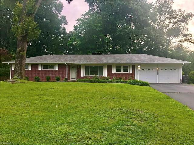 3406 Greenhill Drive, High Point, NC 27265 (MLS #981691) :: Ward & Ward Properties, LLC