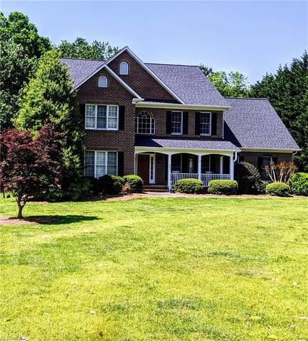 6003 Deer Park Circle, Greensboro, NC 27455 (MLS #981750) :: Ward & Ward Properties, LLC