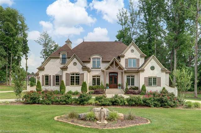 6847 Shields Drive, Oak Ridge, NC 27310 (MLS #981777) :: Greta Frye & Associates | KW Realty Elite
