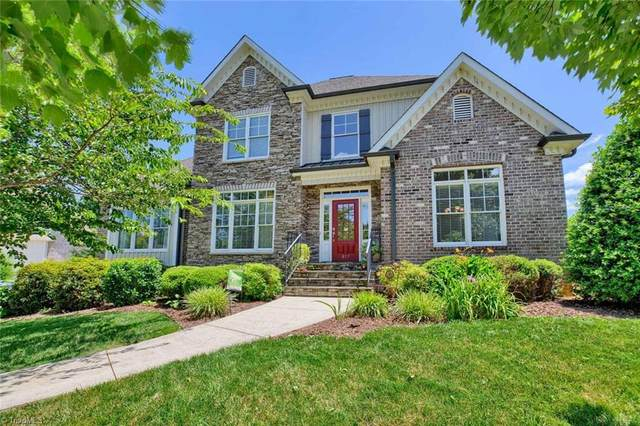 817 Osprey Ridge Road, Winston Salem, NC 27106 (MLS #981778) :: Ward & Ward Properties, LLC