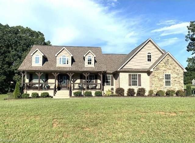 296 Wild Fern Lane, Reidsville, NC 27320 (MLS #981786) :: Berkshire Hathaway HomeServices Carolinas Realty