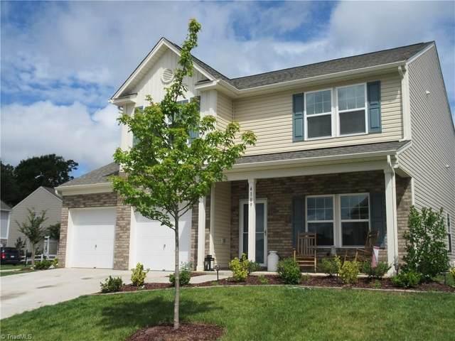 4189 Lytham Lane, Pfafftown, NC 27040 (MLS #981799) :: Ward & Ward Properties, LLC
