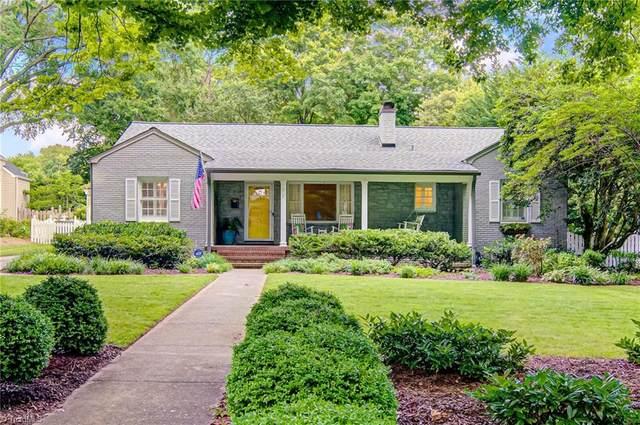 925 Oaklawn Avenue, Winston Salem, NC 27104 (MLS #981831) :: Berkshire Hathaway HomeServices Carolinas Realty