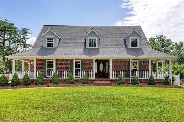 110 Arlington Drive, Jamestown, NC 27282 (MLS #981882) :: Ward & Ward Properties, LLC