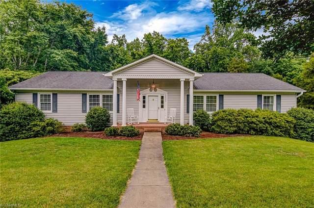 5605 Kane Drive, Pfafftown, NC 27040 (MLS #981897) :: Ward & Ward Properties, LLC