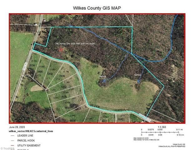 0 Pearson Road, Moravian Falls, NC 28654 (MLS #981937) :: Ward & Ward Properties, LLC
