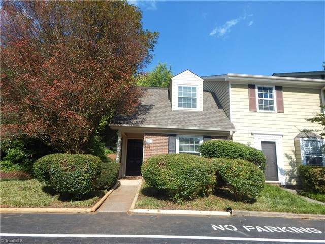2763 Cottage Place, Greensboro, NC 27455 (MLS #981943) :: Ward & Ward Properties, LLC