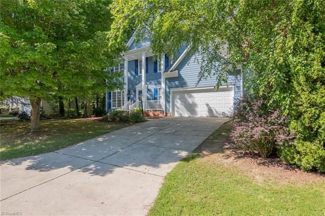 3304 Peninsula Drive, Jamestown, NC 27282 (MLS #981945) :: Berkshire Hathaway HomeServices Carolinas Realty