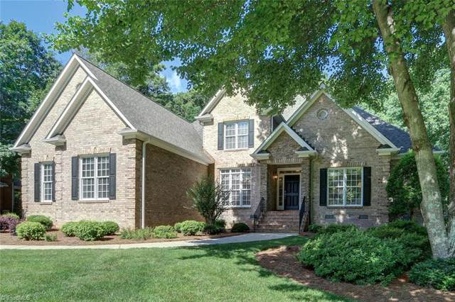 1687 Deer Run Court, Oak Ridge, NC 27310 (MLS #981953) :: Berkshire Hathaway HomeServices Carolinas Realty