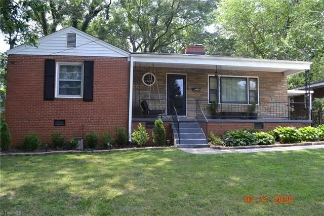 2409 Fry Street, Greensboro, NC 27403 (#981979) :: Premier Realty NC