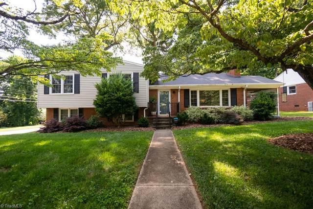 901 Onslow Drive, Greensboro, NC 27408 (MLS #982006) :: Ward & Ward Properties, LLC
