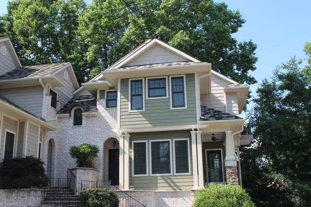 171 Park Pointe Circle, Winston Salem, NC 27104 (MLS #982010) :: Ward & Ward Properties, LLC