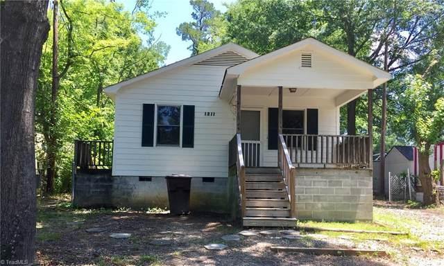 1211 Vance Street, Greensboro, NC 27406 (MLS #982032) :: Ward & Ward Properties, LLC