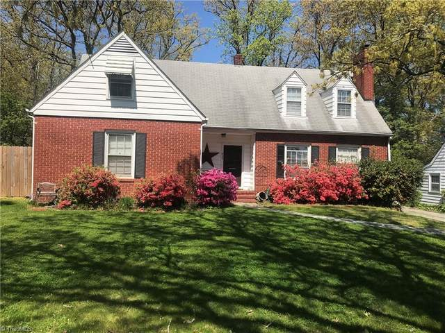 828 Ferndale Boulevard, High Point, NC 27262 (MLS #982045) :: Ward & Ward Properties, LLC
