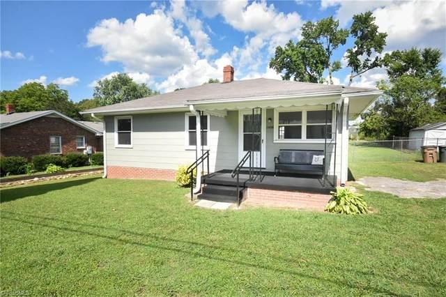 1406 Fairview Street, Greensboro, NC 27405 (MLS #982053) :: Berkshire Hathaway HomeServices Carolinas Realty