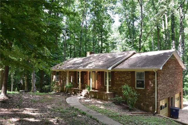 5561 Pinebrook Lane, Winston Salem, NC 27105 (MLS #982063) :: Ward & Ward Properties, LLC