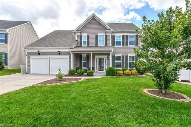 4529 Blackberry Brook Trail, High Point, NC 27265 (MLS #982065) :: Berkshire Hathaway HomeServices Carolinas Realty