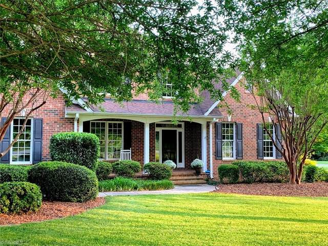 607 James Doak Parkway, Greensboro, NC 27455 (MLS #982095) :: Berkshire Hathaway HomeServices Carolinas Realty