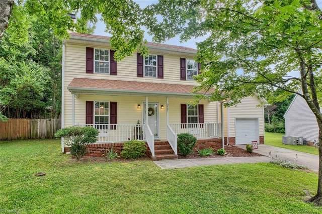 5907 Tall Pine Court, Jamestown, NC 27282 (MLS #982119) :: Berkshire Hathaway HomeServices Carolinas Realty