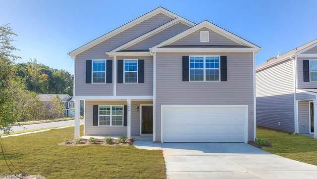 5019 Black Forest Drive #63, Greensboro, NC 27405 (MLS #982152) :: Ward & Ward Properties, LLC