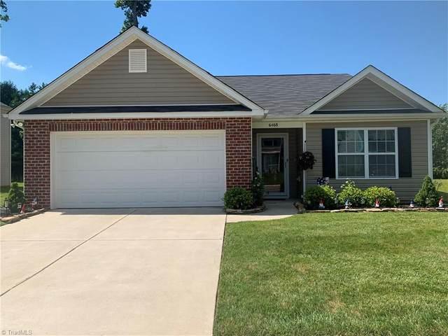 6468 Bentbrush Street, Rural Hall, NC 27045 (MLS #982157) :: Ward & Ward Properties, LLC