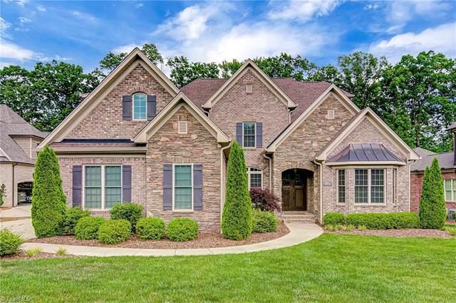 1105 Mosley Road, Greensboro, NC 27455 (MLS #982164) :: Ward & Ward Properties, LLC