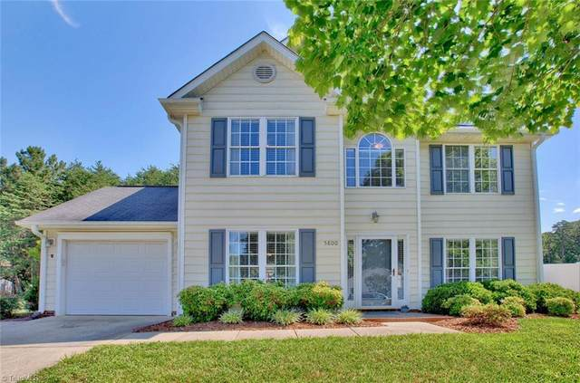 5800 Highland Grove Drive, Summerfield, NC 27358 (MLS #982168) :: Berkshire Hathaway HomeServices Carolinas Realty