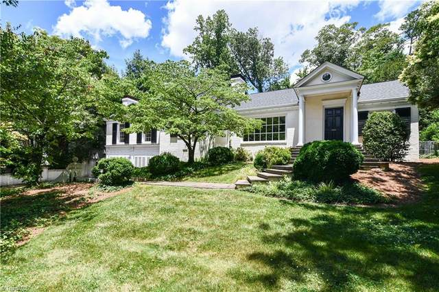 1010 Sunset Drive, Greensboro, NC 27408 (MLS #982173) :: Lewis & Clark, Realtors®