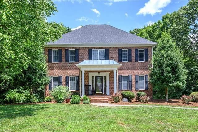 895 Ridge Gate Drive, Lewisville, NC 27023 (MLS #982182) :: Ward & Ward Properties, LLC