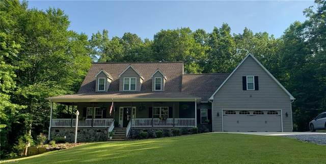 272 Hunt Master Trail, Asheboro, NC 27205 (MLS #982194) :: Ward & Ward Properties, LLC
